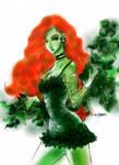 Gotham city-Poison Ivy -