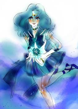 Sailor moon-Sailor Neptune-