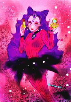 Sailor moon the villain-Koan-