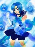 Sailor moon-Sailor Mercury-