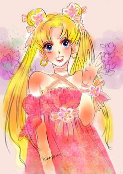 Sailor moon-dress up usagi chan!-