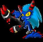 Sonic Lost Zeti