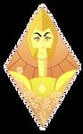 Yellow Diamond by OtakuGirl98