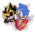 Friendly rivalry