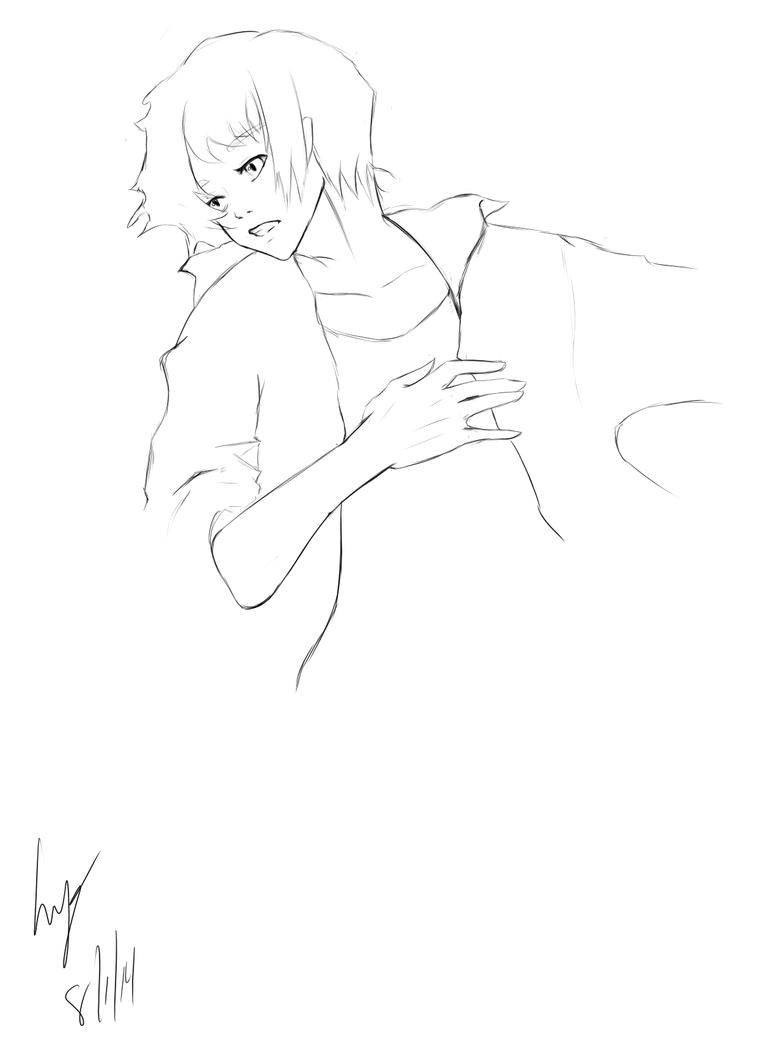 Repaint Sketch by Kyoky-San