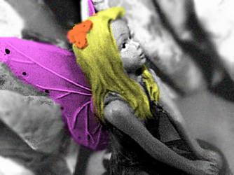 Fairy by ghost-chiildren