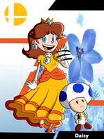 Hi, Smash! I'm Daisy! by GrandMassaSpectre