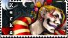 final fantasy 6 kefka stamp by grapsen