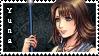 Final fantasy 10  yuna  stamp by grapsen