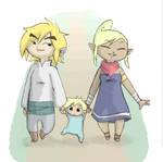When We were Three...