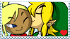 Adult Link +Tetra Stamp by BeagleTsuin