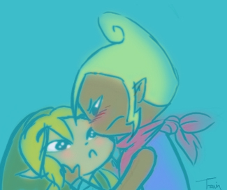 Shut Up and Kiss Me by BeagleTsuin