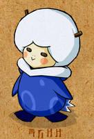 Choo the Anouki by BeagleTsuin