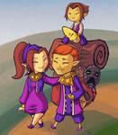 Happy Mask Family-For Berylune