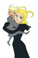 Larxene and Electra