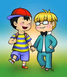 Boy Meets Boy by BeagleTsuin