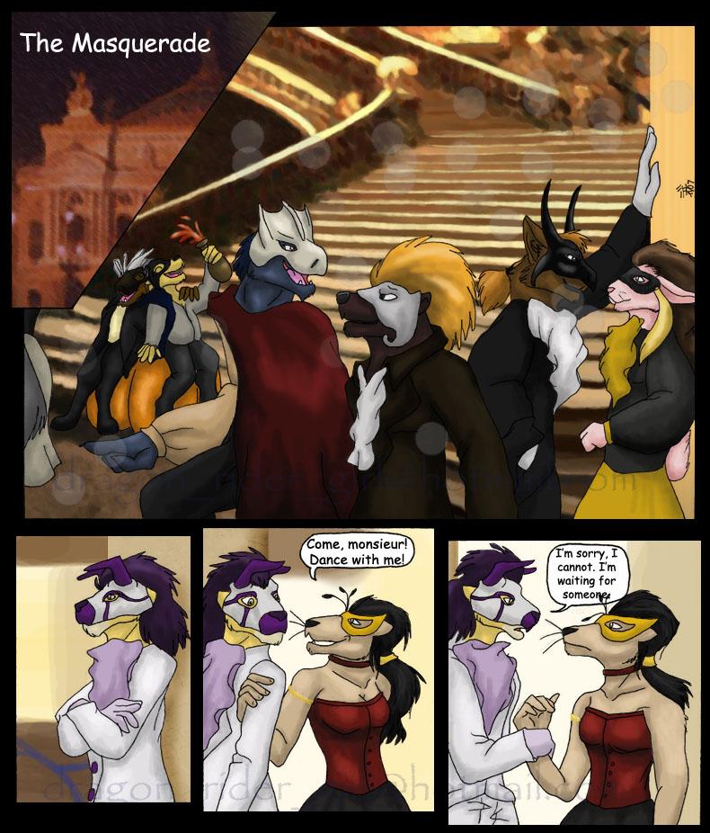 BN-Pg2-19-Masquerade by DragonessDeanna