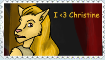 I -Heart- Christine by DragonessDeanna