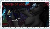 Voodoo Stamp by DragonessDeanna