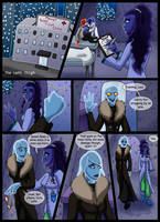 Frostfire - Chp 1 - Pg 1 by DragonessDeanna