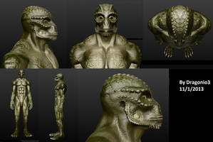 Reptilian by Dragonio3