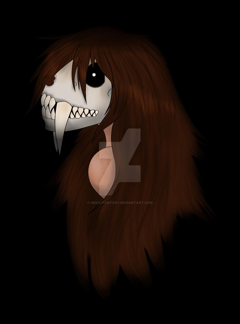 Skull by Neko-Fantasy