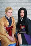 Naruto geisha kimono