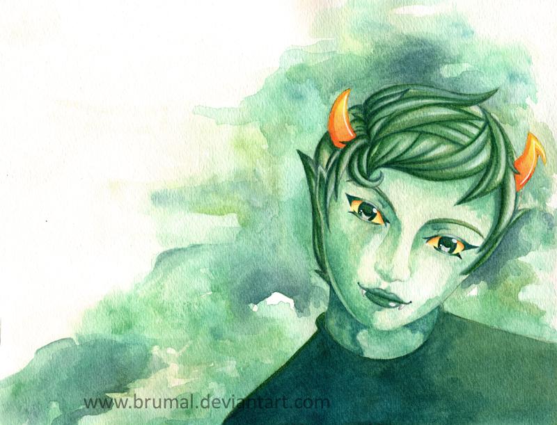 HS: Kanaya Maryam by brumal