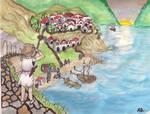 Hylas Gods and Warriors by Ancientdark