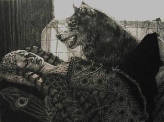 Red Riding Hood by phantomnova