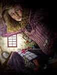 Alice in Rabbit's House