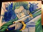 Zoro Watercolor