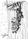 falling ka-pow DX