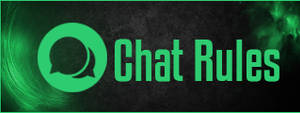 UPDATED Green Panel Chat Rules by KaffeMLG