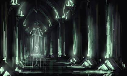 Crystal Temple