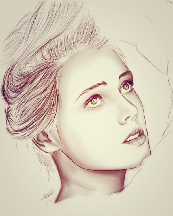 Lara by IbrahimAl-sahaf