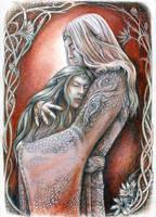 Undying love by JankaLateckova