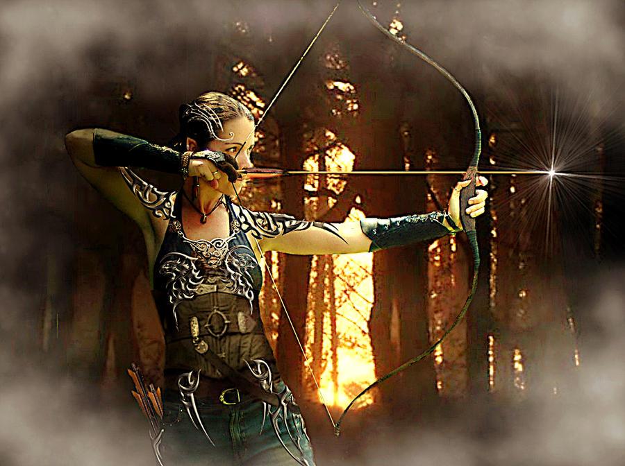 Archer by jankolas