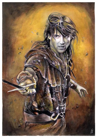 Robin of Sherwood by jankolas