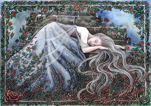 Sleeping Beauty by jankolas