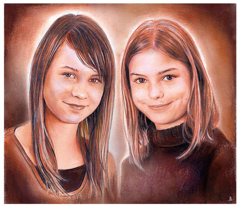 Sisters by jankolas