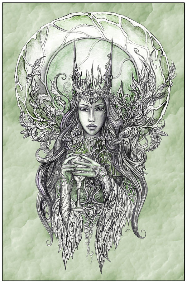 Forest Queen by jankolas