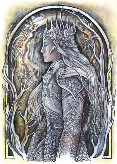 Elven King by jankolas