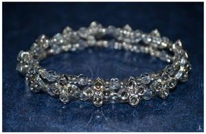 Crystal Bracelet by JankaLateckova