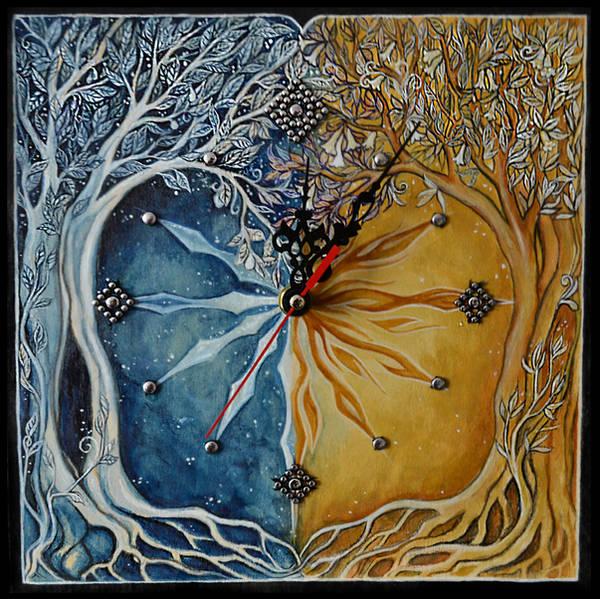 Clock for Mirach by JankaLateckova