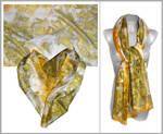 Golden leaves of Lorien