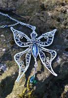 Butterfly by JankaLateckova