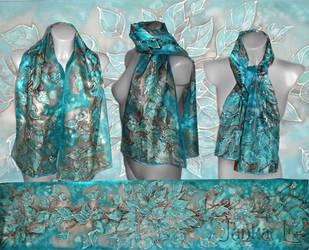 Turquoise fairytale by JankaLateckova