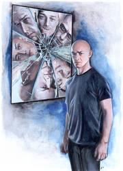 The Mirror by JankaLateckova