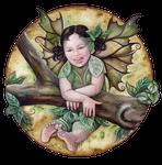 Little Fairy by JankaLateckova